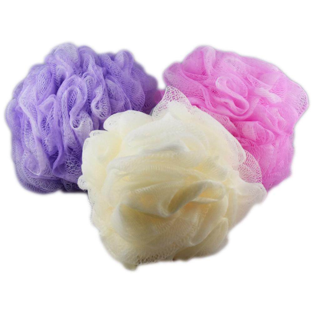 Fleur de massage fleur de douche taille xl lot de 3 - Taille des lauriers fleurs ...