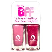 Suncoatgirl Duo Vernis BFF Ballerina Beauty & Golden Sunlight
