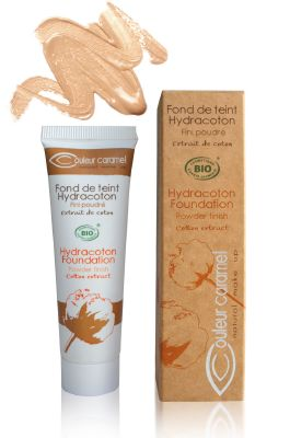 Couleur Caramel - Fond de teint Hydracoton -12 Naturel
