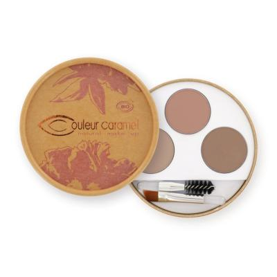 Couleur Caramel - Kit Sourcils - Blondes