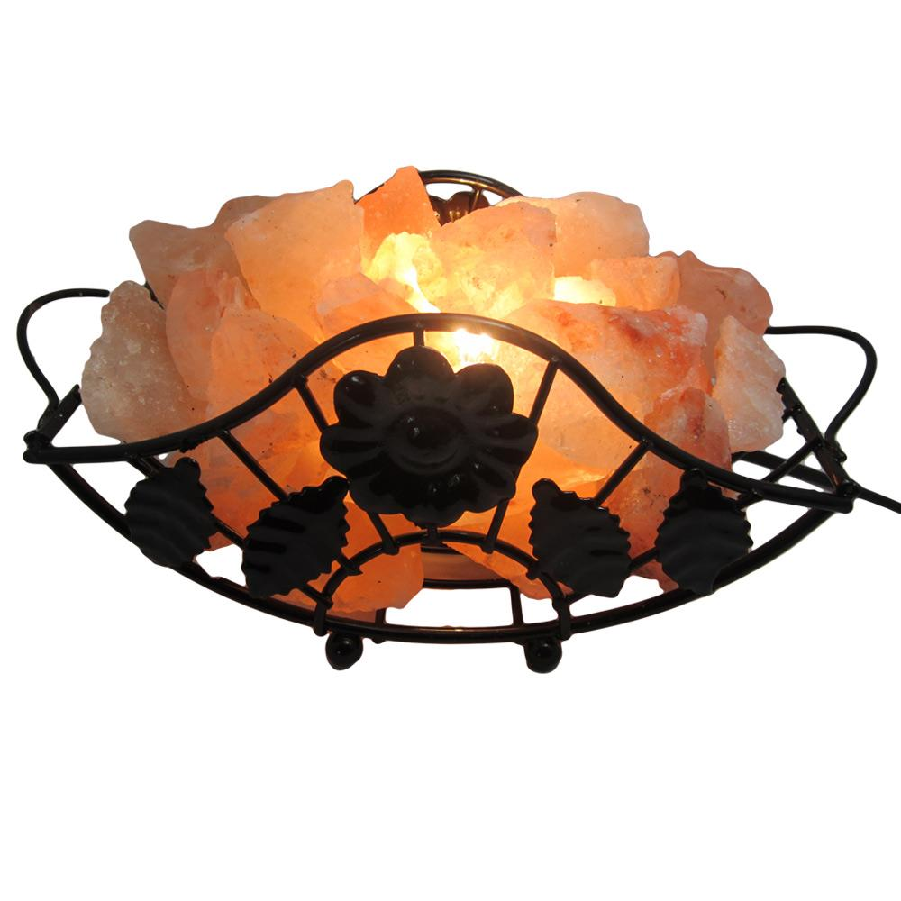 lampe sel de l 39 himalaya forme taill e livre 3 4 kg. Black Bedroom Furniture Sets. Home Design Ideas