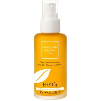 Phyts- Huile Solaire Ylang Sans Filtre