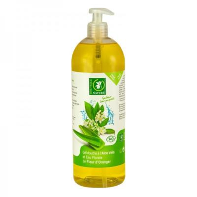 Boutique Nature - Gel Douche Aloe Vera Bio - 1 L