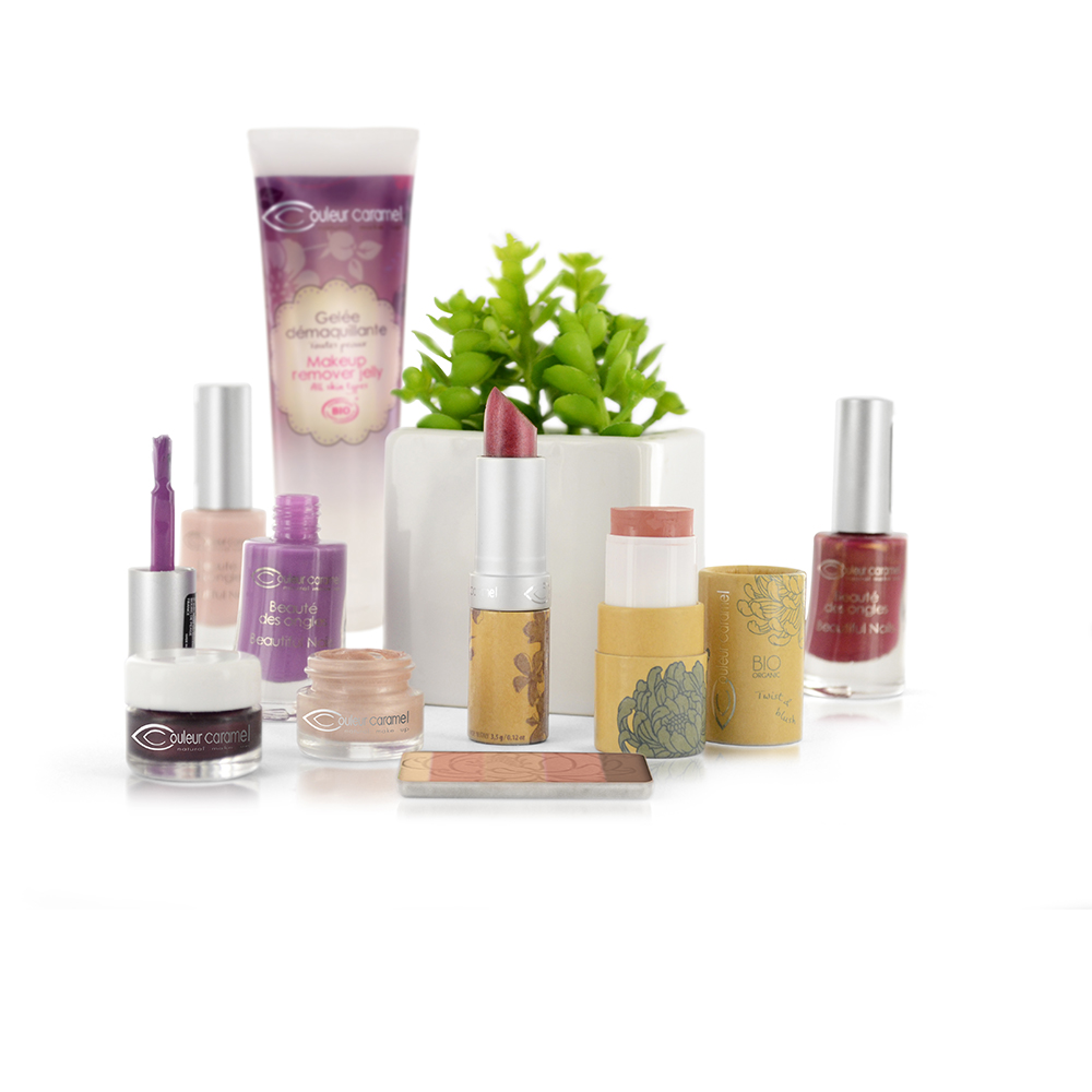 Collection Essence de Provence Couleur Caramel