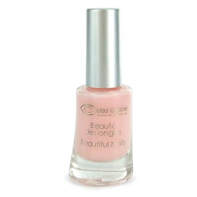 Couleur Caramel - Vernis à ongles - French n°03- Beige rosé