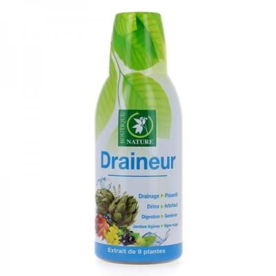 Boutique Nature - Draineur - 500ml