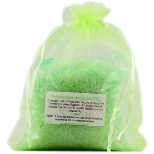 Potion de Bain Anti-Stress - Sachet de 200g