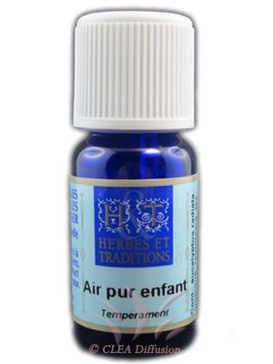Herbes et Traditions - Synergie Huiles essentielles - Air pur Enfant 10ml